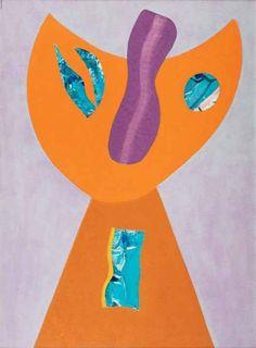 André VERDET 1913-2004, le Faune, 1966