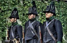 Brunswick Light Infantry, Advanced Guard Battalion. Click on image to ENLARGE.
