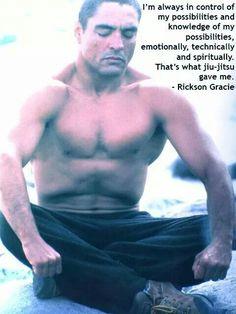 Rickson Gracie www.Facebook.com/McDojoLife