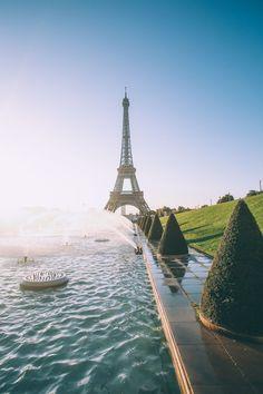 The Eiffel Tower, Paris, France Tour Eiffel, Paris Torre Eiffel, Paris Travel, France Travel, The Places Youll Go, Places To See, Cap Vert, Paris Wallpaper, Grand Paris
