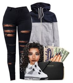 Michael michael kors and nike winter swag outfits, trendy outfits, dope out Swag Outfits For Girls, Cute Swag Outfits, Teen Fashion Outfits, Teenager Outfits, Dope Outfits, Trendy Outfits, Fall Outfits, Summer Outfits, School Outfits