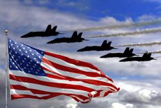 Blue Angels ensuring our Freedom Blue Angels, Patriotic Pictures, American Flag Pictures, Cool American Flag, Patriotic Quotes, I Love America, America America, America Images, Let Freedom Ring