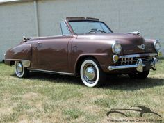 1948 Studebaker Champion Convertible ★。☆。JpM ENTERTAINMENT ☆。★。