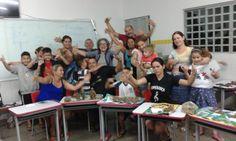 Escola melhora autoestima de alunos com deficiência ao se aproximar de famílias