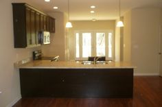 Open Floor Plan - In This New Construction