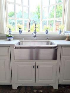 55 best farmhouse kitchen sinks images small kitchens rustic rh pinterest com