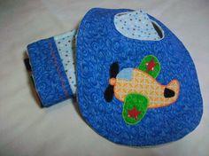 Baby Boy Burp Cloth Bib Set  Baby Boy Bib  Baby by PeaPodLilFrogs, $25.00