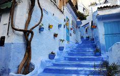 여행은 창작활동이다 :: 모로코 쉐프샤우엔 vs 물리스 이드리스