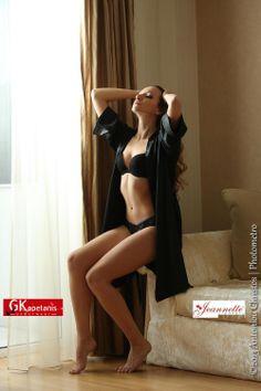 Ρόμπα γυναικεία σατέν Jeannette GKapetanis Bikinis, Swimwear, Selfie, Fashion, Moda, Bathing Suits, Bikini, Swimsuit, Fasion