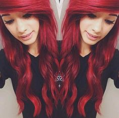 If you are looking for an amazing style for your hair, you may give an eye to the collection we have gathered over here. You may check out hairstyles for girls in 11 Unique And Different Hairstyles for Girls For A Head Turning Effect. Pretty Hairstyles, Girl Hairstyles, Blond, Emo Scene Hair, Gorgeous Hair, Beautiful, Amazing Hair, Girly, Dye My Hair