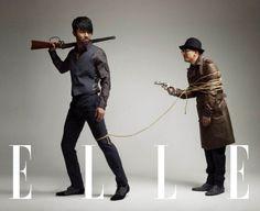 Cha Seung Won from ELLE Magazine korea