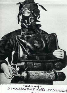 Un Operatore Gamma della Xª MAS
