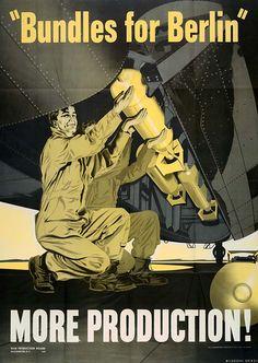 """Bundles for Berlin."" 1942 by Missouri History Museum, via Flickr"