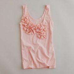 yo elijo coser: camisetas