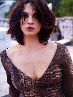 Asia Argento, Cult Movies, Beautiful Actresses, Hair Inspiration, Short Hair Styles, Beautiful Women, Hollywood, Celebs, Fancy