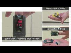 Oximter Drop Test - English