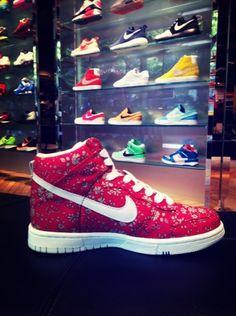 red kicks