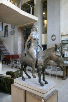 Beautiful sculpture at Saronsberg Lion Sculpture, Statue, Beautiful, Art, Kunst, Sculpture, Art Education, Artworks