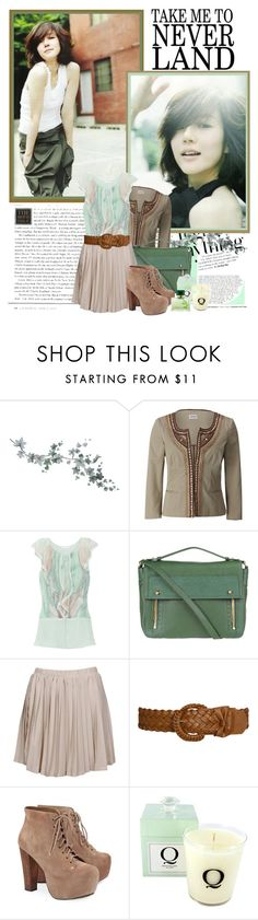 """""""Don't Regret Anything"""" by dragongirl142 ❤ liked on Polyvore featuring Zac Posen, 3.1 Phillip Lim, Alice In The Eve, Wet Seal, Jeffrey Campbell, Archipelago Botanicals and Hampton Sun"""