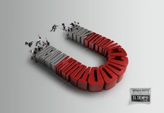 The Magnet | Creative Ad Awards