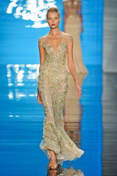 Best Spring 2013 Runway Gowns - Reem Acra