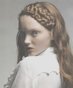 Lily Cole in Lula #5 by Jason Ell