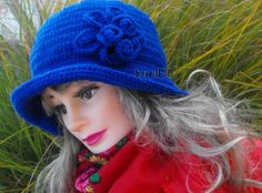 Crochet Hats, Facebook, Fashion, Knitting Hats, Moda, Fashion Styles, Fashion Illustrations