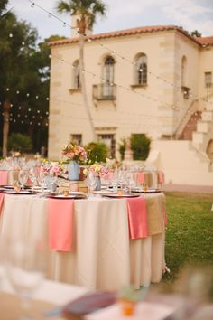 The Powel Crosley Estate http://www.weddingchicks.com/2013/09/20/vintage-destination-wedding/