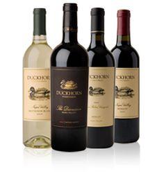 Duckhorn Vineyards Wines