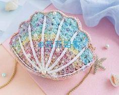 Crochet Clutch, Crochet Handbags, Crochet Purses, Crochet Motif, Hand Crochet, Crochet Blocks, Blanket Crochet, Crochet Granny, Crochet Cushion Cover