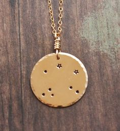 Hey, I found this really awesome Etsy listing at https://www.etsy.com/listing/195037210/libra-necklace-gold-necklace