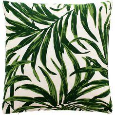 Kussenhoes Botanical Plant Leaves, Action, Plants, Painting, Botany, Slipcovers, Balcony, Group Action, Painting Art