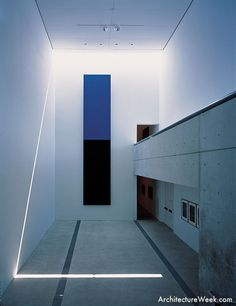 Pulitzer Foundation for the Arts in St. Louis, by Tadao Ando