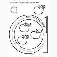 Projekt der Apfel Kindergarten und Kita-Ideen