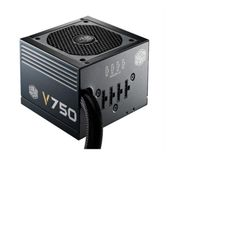 750Watt Cooler Master V750 Semi-Modular 80 Plus Gold Power Supply Only RS750-AMAAG1-S1
