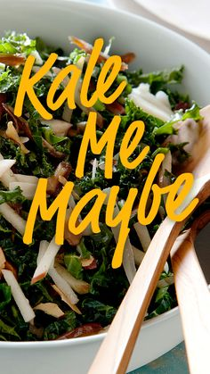 Antioxidant-rich kale is even better for you when eaten raw. Thin strips are softened in a light lemon dressing, then tossed with the savory-sweet blend of apple, dates, almonds and cheese. A little pecorino goes a long way in giving this nutritious salad a satisfying depth of flavor.