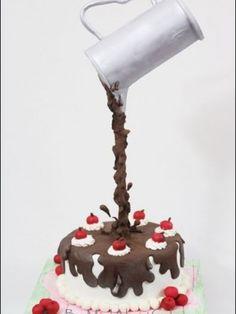 Top Gravity Defying Cakes