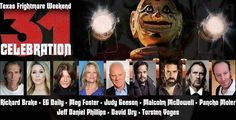 "The Cast Of Rob Zombie's Upcoming Horror Film ""31"" Joins Texas Frightmare…"