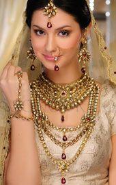 indian bridal jewelry