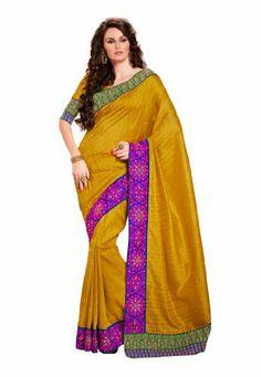 #Indian #Designer #Wear #Bhagalpuri #Cotton #Multicoloured #Embroidered #Saree #Fabdealdotcom , http://www.amazon.co.uk/dp/B00J0V0HK8/ref=cm_sw_r_pi_dp_9V3rtb1J3D0EB