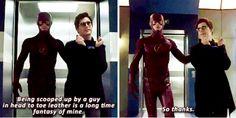 #TheFlash - Barry Allen  #1.10 #Season1