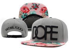 3fb233ec8b904 Dope Floral Snapback Hats Classic on Wanelo
