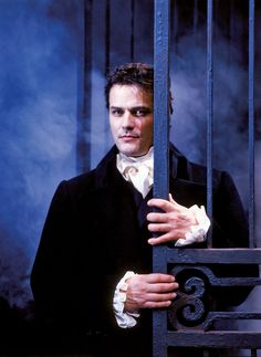 """This above all: to thine own self be true."" Paul Gross gave a memorable performance as Hamlet in our 2000 production."