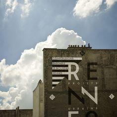 Rennes Métropole - Signalétique - Les Graphiquants