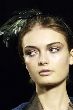 Thakoon Fall 2007 - the look that started my love for Gucci Westman