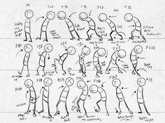 Shaun Micallef plays a drunk where the studio set is a tilted room. Gesture Drawing Poses, Drawing Body Poses, Drawing Reference Poses, Character Poses, Character Drawing, Character Design, Stick Figure Drawing, Drawing Base, Animation Sketches