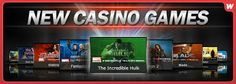 November is quite lucky month for Winner Casino clients. The gaming site has launched 3 new slot machines. And we don't have any doubts that the slot machines will pay out big soon! Online Casino Games, Online Gambling, Best Online Casino, Winner Casino, Casino Bonus, Hulk Man, Website Features, Top Casino, Rich Life