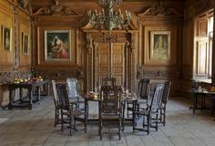 The State Dining Room at Tredegar House