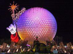 Disney World's EPCOT