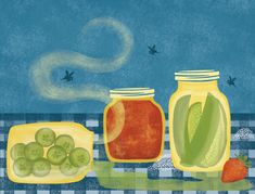 The Great Pickle Disaster and other canning catastrophes | The Seattle Times